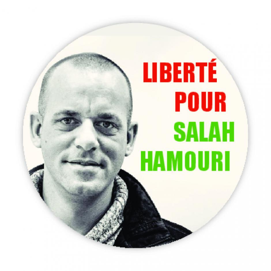 badge Salah Hamouri